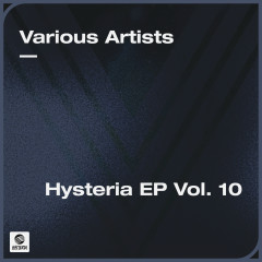 Hysteria EP Vol. 10 - Various Artists