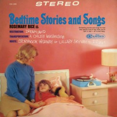 Bedtime Stories And Songs - Rosemary Rice and Cast