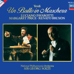 Verdi: Un Ballo in Maschera - Kathleen Battle, Renato Bruson, Christa Ludwig, Luciano Pavarotti, The London Opera Chorus