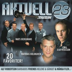 Aktuell Musik 23 - Various Artists