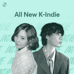 All New K-Indie - Various Artists