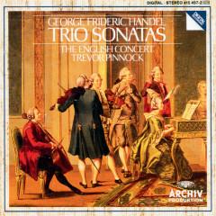 Handel: Trio Sonatas - Lisa Beznosiuk, Michaela Comberti, Simon Standage, Anthony Pleeth, Trevor Pinnock