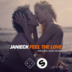 Feel The Love (Mike Williams Remix) - Janieck