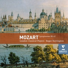 Mozart - Symphonies Nos. 38-41 - London Classical Players, Sir Roger Norrington