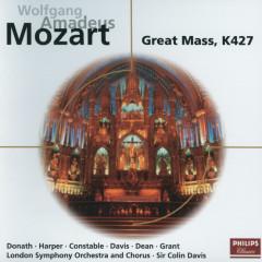 Mozart: Mass in C minor, K.427 etc - London Symphony Orchestra, Sir Colin Davis