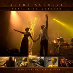 Dziekuje Bardzo: Vielen Dank (feat. Lisa Gerrard) [Live] - Klaus Schulze, Lisa Gerrard