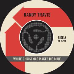 White Christmas Makes Me Blue / Pretty Paper - Randy Travis