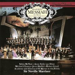 Handel: Messiah (Highlights) - Sylvia McNair, Anne Sofie von Otter, Michael Chance, Jerry Hadley, Robert Lloyd