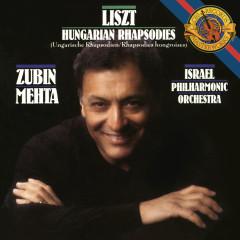 Liszt: 6 Hungarian Rhapsodies, S. 359 - Zubin Mehta