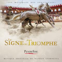 Le signe du triomphe - Puy du Fou, Nathan Stornetta
