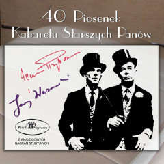 40 Piosenek Kabaretu Starszych Panow - Various Artists