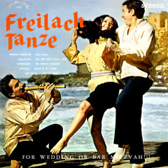 Freilach Tanze: For Wedding or Bar Mitzvah (Remastered from the Original Alshire Tapes) - 101 Strings Orchestra