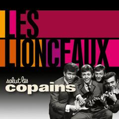 Les Lionceaux – Salut les copains - Les Lionceaux, Memphis Slim, Jean-Claude Germain
