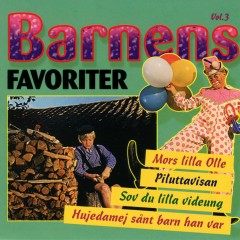 Barnens favoriter 3 - Various Artists