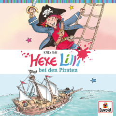004/bei den Piraten - Hexe Lilli