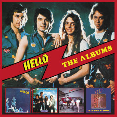 Hello: The Albums - Hello, Happy World!