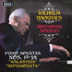 "Beethoven: Piano Sonatas Nos. 19, 20, 21 ""Waldstein"", 22, 23 ""Appasionata"" & 24 (Stereo Version) - Wilhelm Backhaus"
