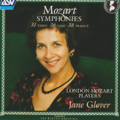 Mozart: Symphonies Nos.31