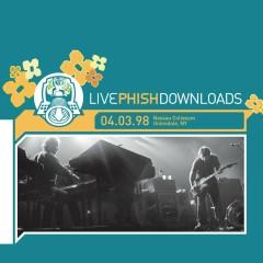 LivePhish 04/03/98 - Phish