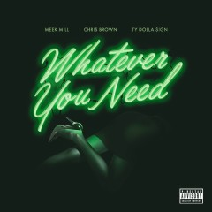 Whatever You Need (feat. Chris Brown & Ty Dolla $ign) - Meek Mill, Chris Brown, Ty Dolla $ign