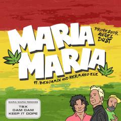 Maria Maria (feat. Benjamin & Hermano Ele) [Remixes] - Professor Angel Dust, Benjamin, Hermano Ele