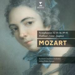 Mozart - Symphonies - Scottish Chamber Orchestra, Jukka-Pekka Saraste