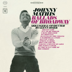 The Ballads of Broadway - Johnny Mathis