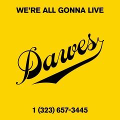 We're All Gonna Live (Live) - Dawes
