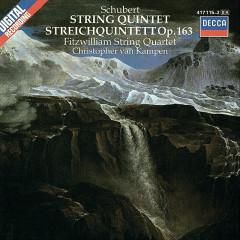 Schubert: String Quintet - Fitzwilliam String Quartet, Christopher van Kampen