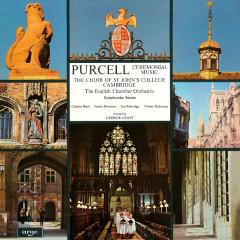 Purcell: Te Deum & Jubilate; Complete Funeral Sentences - Choir Of St. John's College, Cambridge, James Bowman, Charles Brett, Ian Partridge, Forbes Robinson