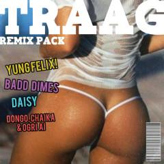 Traag (Remixes) - Bizzey, Jozo, Kraantje Pappie
