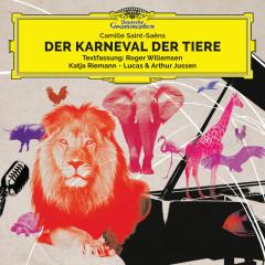 Saint-Saens: Der Karneval der Tiere - Katja Riemann, Lucas Jussen, Arthur Jussen, Royal Concertgebouw Orchestra, Stéphane Denève