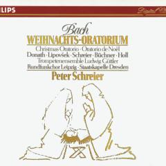 Bach, J.S.: Christmas Oratorio - Helen Donath, Marjana Lipovsek, Eberhard Büchner, Peter Schreier, Robert Holl