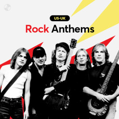 Rock Anthems - Various Artists