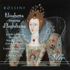 Rossini: Elisabetta, regina d'Inghilterra - Jennifer Larmore, Bruce Ford, Majella Cullagh, Manuela Custer, Antoinino Siragusa