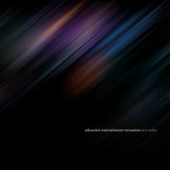 Education, Entertainment, Recreation (Live) - New Order