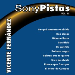Sony - Pistas Vol.3 (Vicente Fernández)