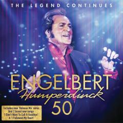 Engelbert Humperdinck: 50 - Engelbert Humperdinck