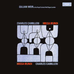 Gillian Weir - A Celebration, Vol. 8 - Camilleri - Gillian Weir