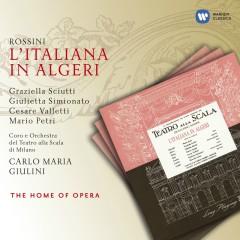 Rossini: L'italiana in Algeri - Carlo Maria Giulini