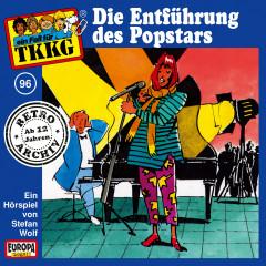 096/Die Entführung des Popstars - TKKG Retro-Archiv