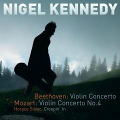 Beethoven & Mozart: Violin Concertos - Nigel Kennedy, Polish Chamber Orchestra