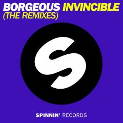 Invincible (The Remixes) - Borgeous