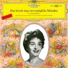 Rita Streich sings Immortal Melodies - Rita Streich, Radio-Symphonie-Orchester Berlin, Kurt Gaebel