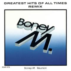 Greatest Hits Of All Times - Remix '88 - Boney M.