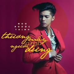 Thuong May Cung La Nguoi Dung - Noo Phuoc Thinh