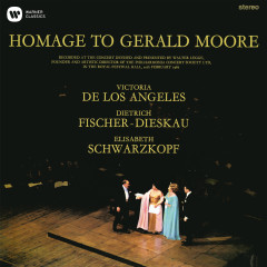 Homage to Gerald Moore (Live at Royal Festival Hall, 1967) - Gerald Moore, Elisabeth Schwarzkopf, Victoria de los Angeles, Dietrich Fischer-Dieskau