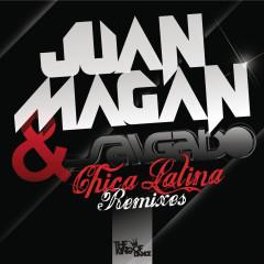 Chica Latina - Juan Magán, Salgado
