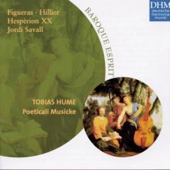 Hume: Poeticall Musicke - Jordi Savall