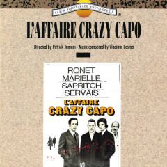 L'affaire crazy capo (Original Motion Picture Soundtrack) - Vladimir Cosma